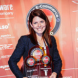 Carola Strobl von PKZ - der grosse Gewinner 2014
