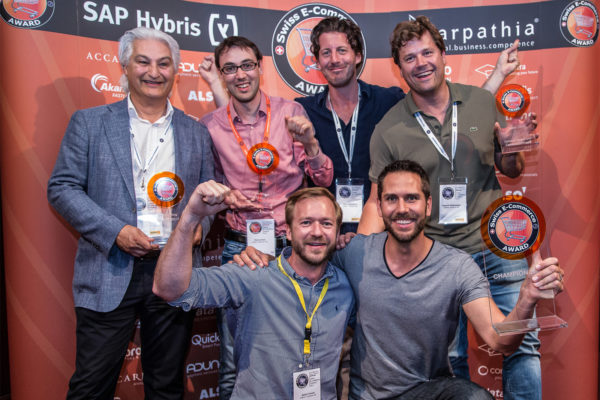 Swiss E-Commerce Champion 2017 Galaxus