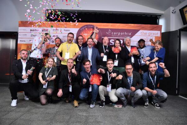 Digital Commerce Champion 2019 Brack.ch